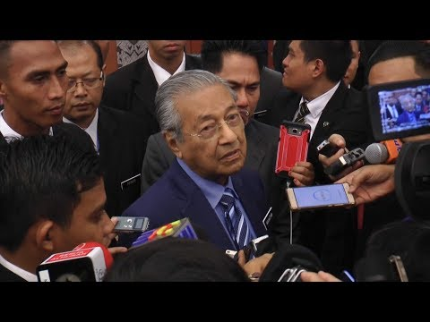 PM says Malaysia will try to get as much soft loan as possible from Japan