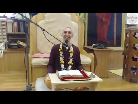 Шримад Бхагаватам 4.22.48 - Дамодара Пандит прабху