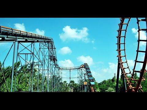 WAHANA HALILINTAR Dunia Fantasi - DUFAN Taman Impian Jaya Ancol