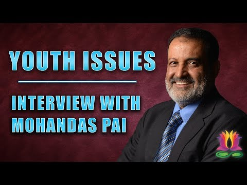 Youth Issues. Mohandas Pai's Game-Changing Ideas on Education, Employment and Public Policy.