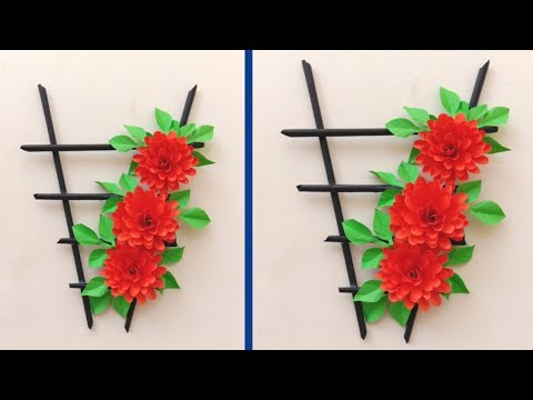 wall-hanging-craft-ideas-|-paper-craft-|-wall-hanging-|-home-decorating-ideas-.
