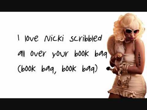Nicki Minaj Can Anybody Hear Me Lyrics