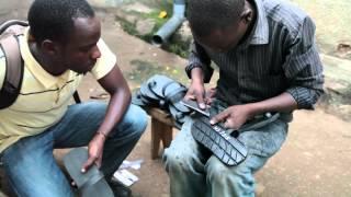 African Tire Sandals (Rwanda)