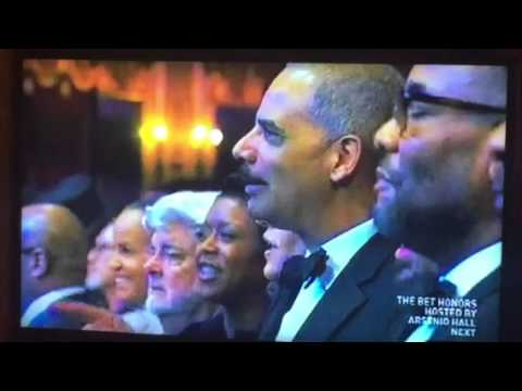 BET Honors Has Eric Holder, Melody Hobson, George Lucas #BETHonors