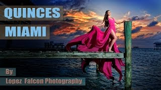 QUINCES PHOTOGRAPHY MIAMI QUINCEANERA SWEET 15 AÑOS VIDEO DRESS & SHOW