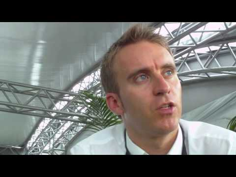 2010 24 Hours of Le Mans: Timo Bernhard Interviewed After First Qualifying Session