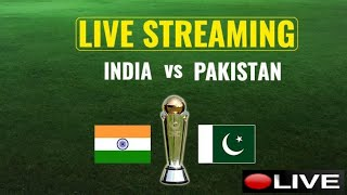 India Vs Pakistan Live Cricket HD Streaming Youtube 16 June 2019