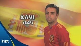 Xavi - 2010 FIFA World Cup
