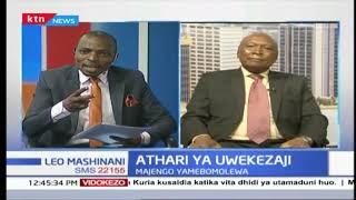 Athari ya ubomoaji kwa uwekezaji nchini Kenya