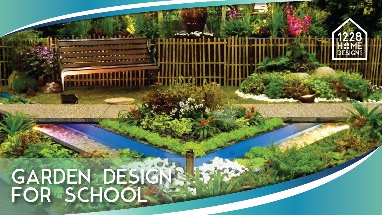 garden design for youtube