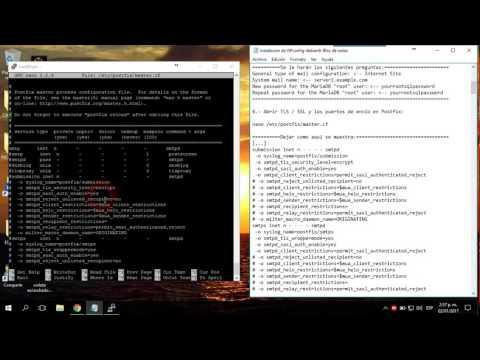 Como instalar y configurar ISPConfig 3 (apache2) En Español, 2017