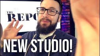 The Humanist Report New Studio Tour!
