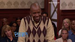 Classic Divorce Court: 40 Goin On 75