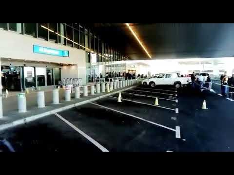 Kaapstad-lughawe: Misdaadtoneel