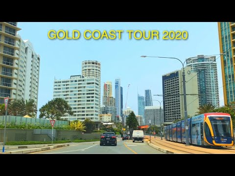 GOLD COAST TO COOLANGATTA ROAD TRIP AUSTRALIA