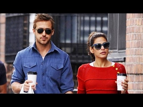Eva Mendes & Ryan Gosling Expecting BABY Confirmed!