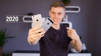 Sollte man das iPhone 6s/SE im Jahr 2020 noch kaufen? | REVIEW | refurbed | ionitech | (deutsch)