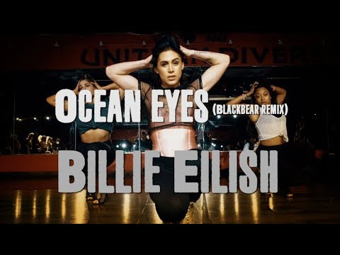 Ocean Eyes (Blackbear Remix) | Billie Eilish | Brinn Nicole Choreography