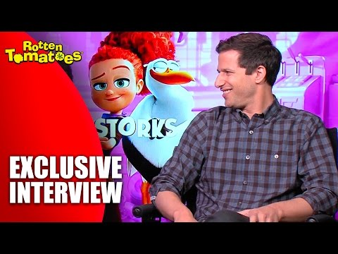 Kelsey Grammer Reveals His Arch-Nemesis - Exclusive 'Storks' Interview (2016)