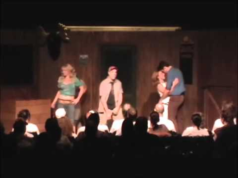Cabin in the Woods--Evil Dead The Musical