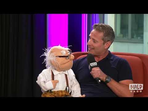 Winner Of 'America's Got Talent' Ventriloquist Paul Zerdin Cracks Up The BUILD Audience