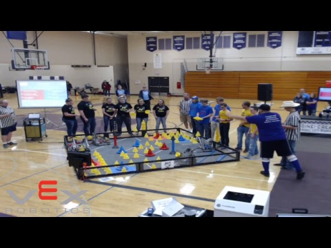 Technical High School Robotics Club Live Stream