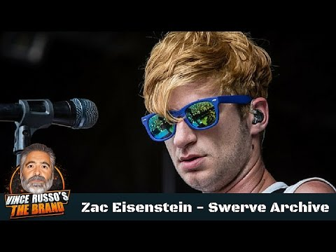 Zac Eisenstein Man Overboard Video Interview w/ Vince Russo - Swerve Archive