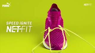 Affle MAAS Brand Awareness - PUMA | Customize your Fit With Infinite Lacing Styles