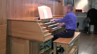Highland Cathedral - organ