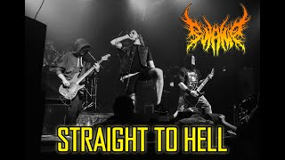 SWAMP - Straight To Hell (Live Destroy It Fest   16.03.2019)
