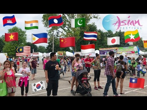 2017 COLUMBUS ASIAN FESTIVAL 🌏