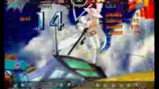 Guilty Gear XX Accent Core, Johnny - ABA Edition