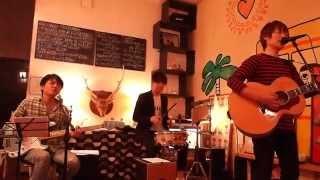"""Hitoshi Arai Acoustic Band Set Tour"" 2014.4.20 Acoustic Band Set @..."