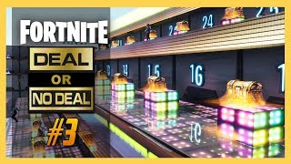 Higher Stakes Fortnite Creative Deal or No Deal! Featuring my MODS! | Swiftor