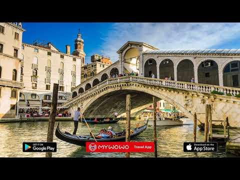 Rialto Bridge – San Polo Side – Venice – Audio Guide – MyWoWo Travel App