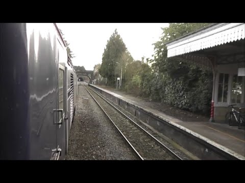 "First Great Western HST | Gloucester to Swindon ""Golden Valley Line"""