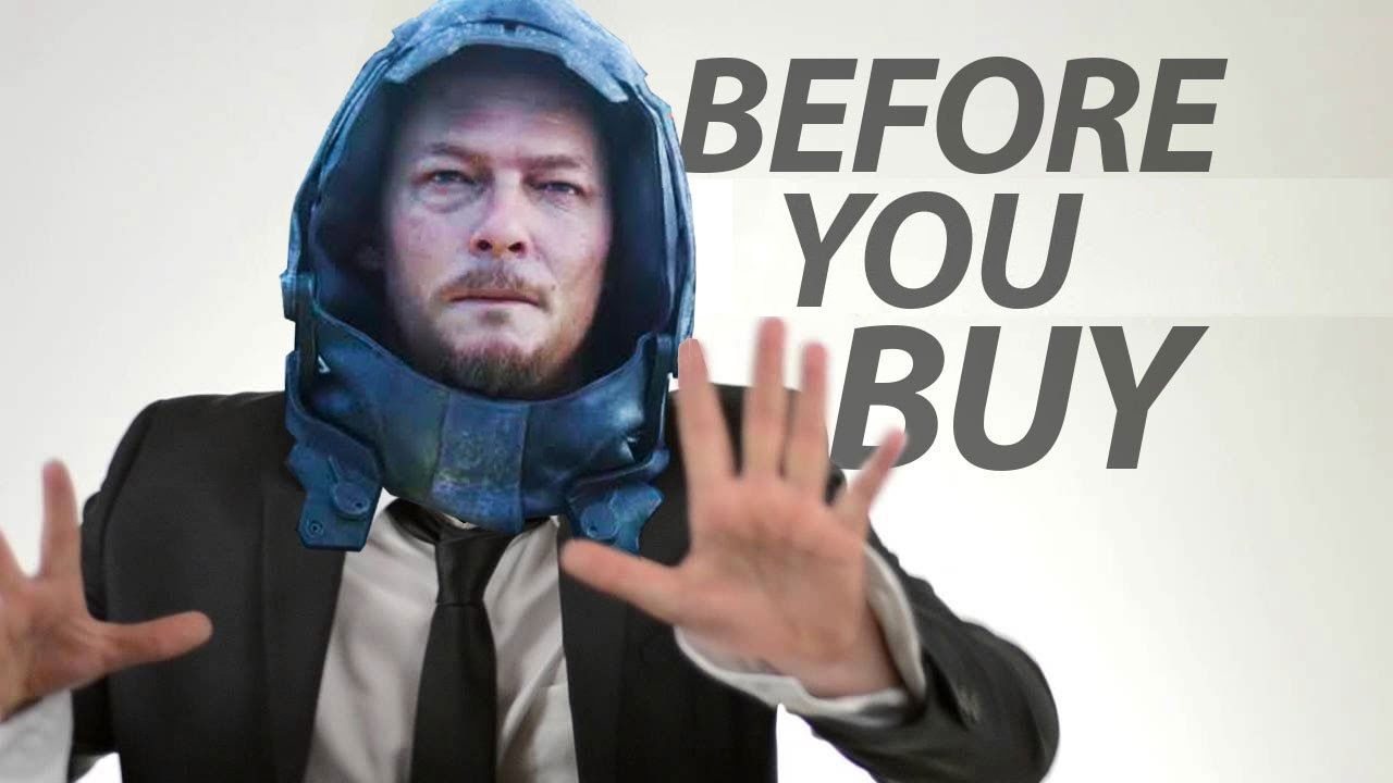 Death Stranding - Before You Buy thumbnail