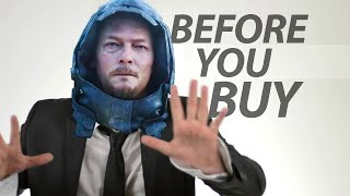 Death Stranding - Before You Buy (Video Game Video Review)