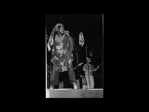 Peter Tosh -  Live At Bayou Nightclub, Georgetown, Washington, DC, U.S.A (14/3/1979)