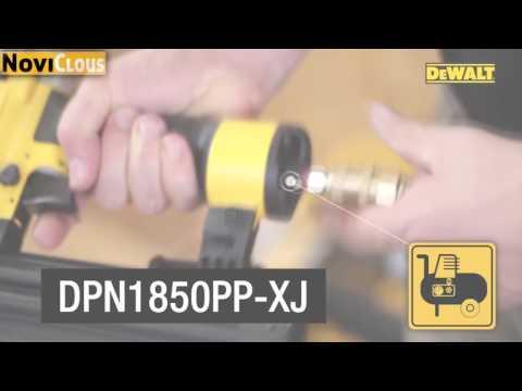Cloueur de finition DEWALT DPN1850