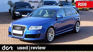 Buying a used Audi RS6 C6 - 2008-2010, Buying advice with Common Issues
