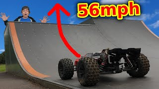 Best RC Car BASH Day Ever (Total Carnage!)
