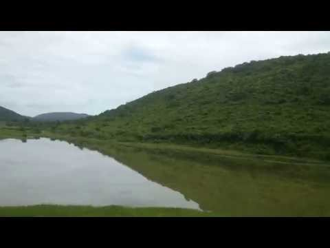 BEAUTIFUL NATURE VIDEO IN TRAVELLING BY CHENNAI EXPRESS