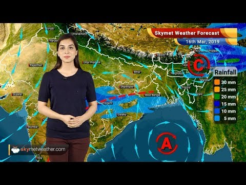 Weather Forecast March 16: Lightning, Rain in Kolkata, Jamshedpur, Ranchi, Nagpur, Mandla