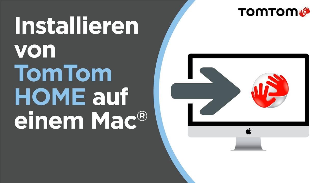 TomTom-Software per MyDrive Connect aktualisieren