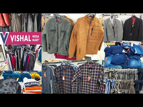 Vishal Mega Mart New Arrivals | Vishal Mega Mart Latest Tour Of Winter Wear Collection 2020 For Men