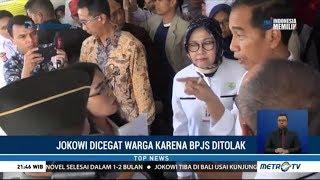 Download Jokowi Dicegat Pasien BPJS RS Hasan Sadikin Bandung Mp3 and Videos