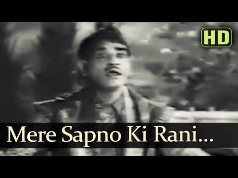 Mere Sapno Ki Rani - Shahjehan Songs - K.L. Saigal - Ragini - Rehman - Naushad