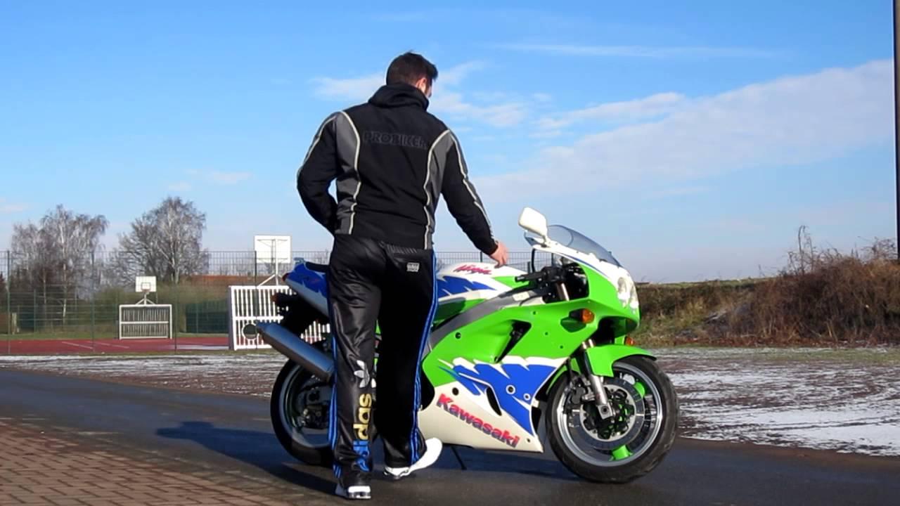 Kawasaki Zxr 750 Youtube