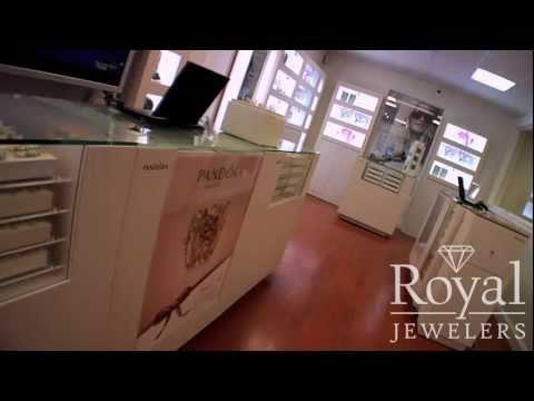 The Pandora Store inside Royal Jewelers
